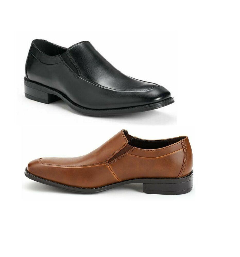 NEW Apt 9 Men's Dress Shoes Slip On
