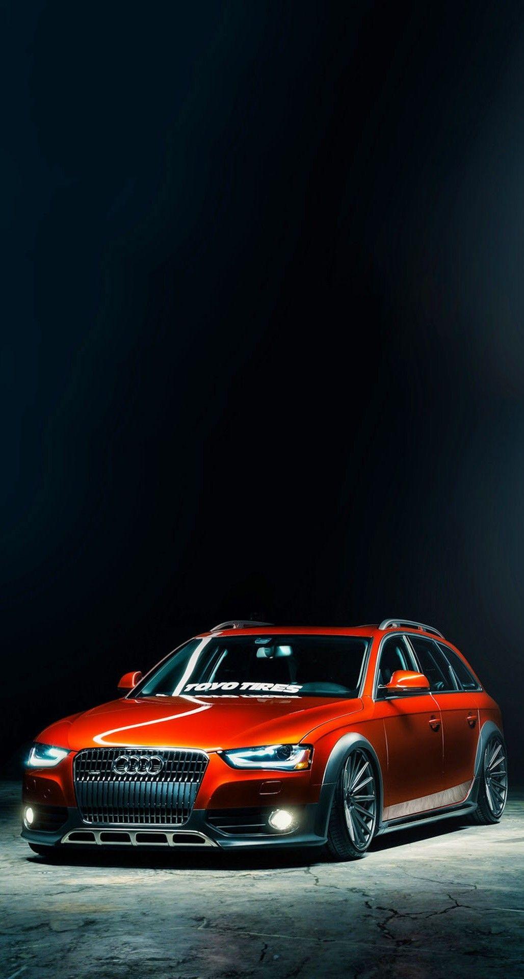 Slammed Audi A4 Allroad Wallpaper Audi A4 4 Door Sports Cars Car Iphone Wallpaper