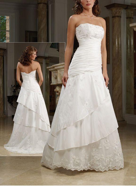 1000  images about Elegant wedding dresses on Pinterest - Bridal ...