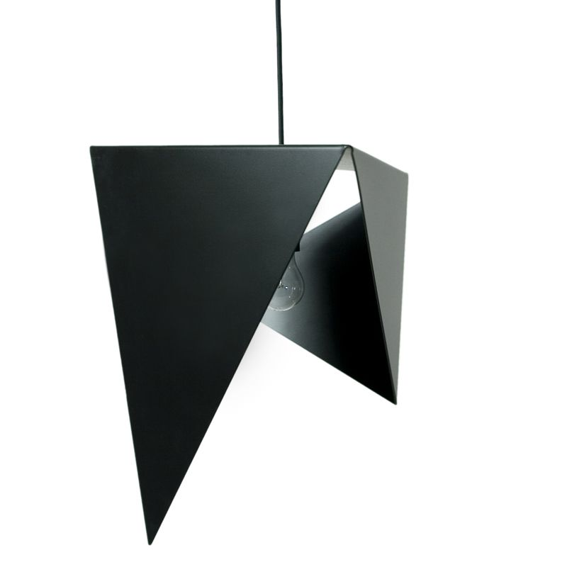 Steel lamp Gie El Inspired by nature furniture, lighting - check request forms
