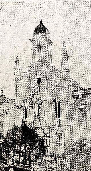 Igreja Ortodoxa De São Nicolau Rio De Janeiro 1920 Laeti Images Rio De Janeiro Igreja Ortodoxa Igreja