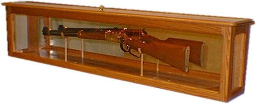 Case#6 - Glass back. | Rifle Display Case | Pinterest | Glass ...