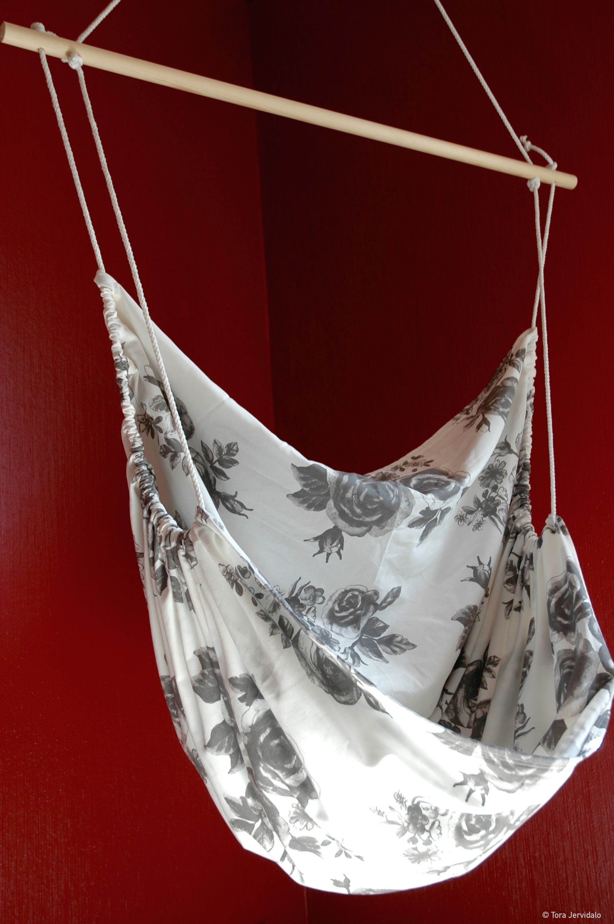Diy Hanging Chair Hammock Chair Step By Step