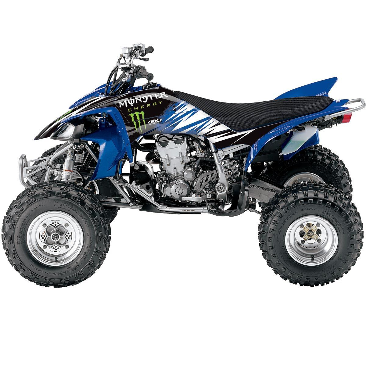 Factory Effex Monster Atv Graphic Kit Motorcycle Superstore