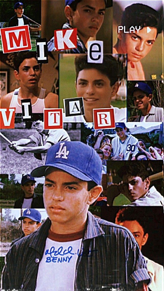 Mike Vitar Wallpaper Sandlot In 2020 Benny The Jet Rodriguez Mike Vitar Cute Actors