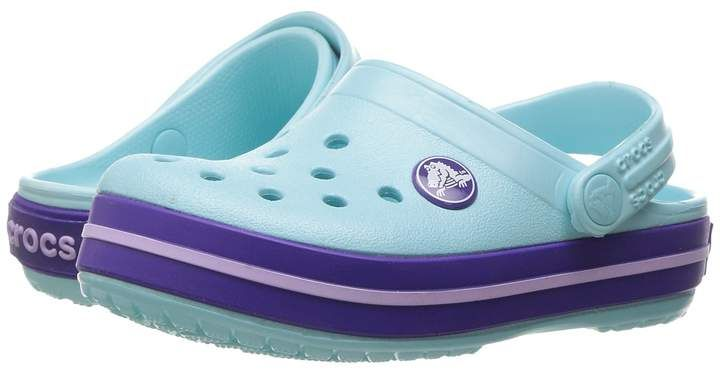 f9fdda9146 Crocs Crocband Clog Kids Shoes | Crocs | Toddler crocs, Crocs shoes ...