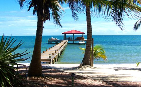 The Inn At Robert S Grove Placencia Belize My Husband I Went Here