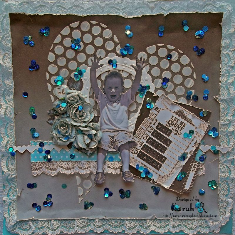 Let+Me+Count+The+Ways.....+~~~Scraps+of+Darkness~~~ - Scrapbook.com