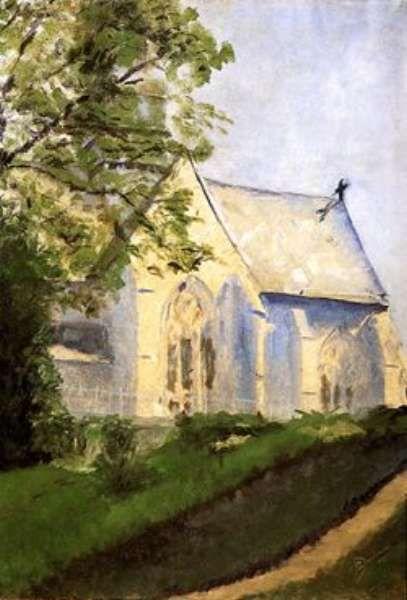 L Eglise De Blainville Marcel Duchamp 1902 Marcel Duchamp