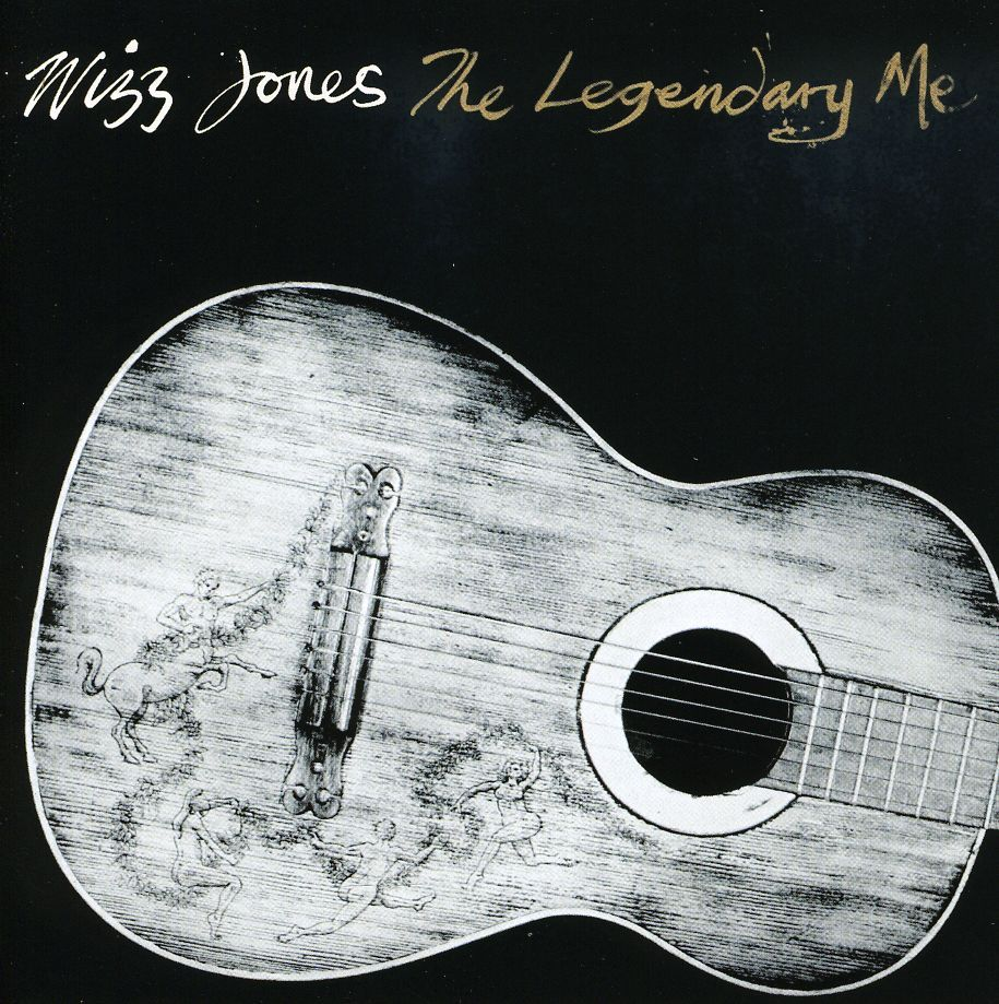 Wizz Jones - The Legendary Me