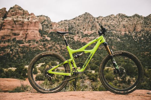 Ibis Mojo Hd3 Review All Mountain Bike Mountain Biking