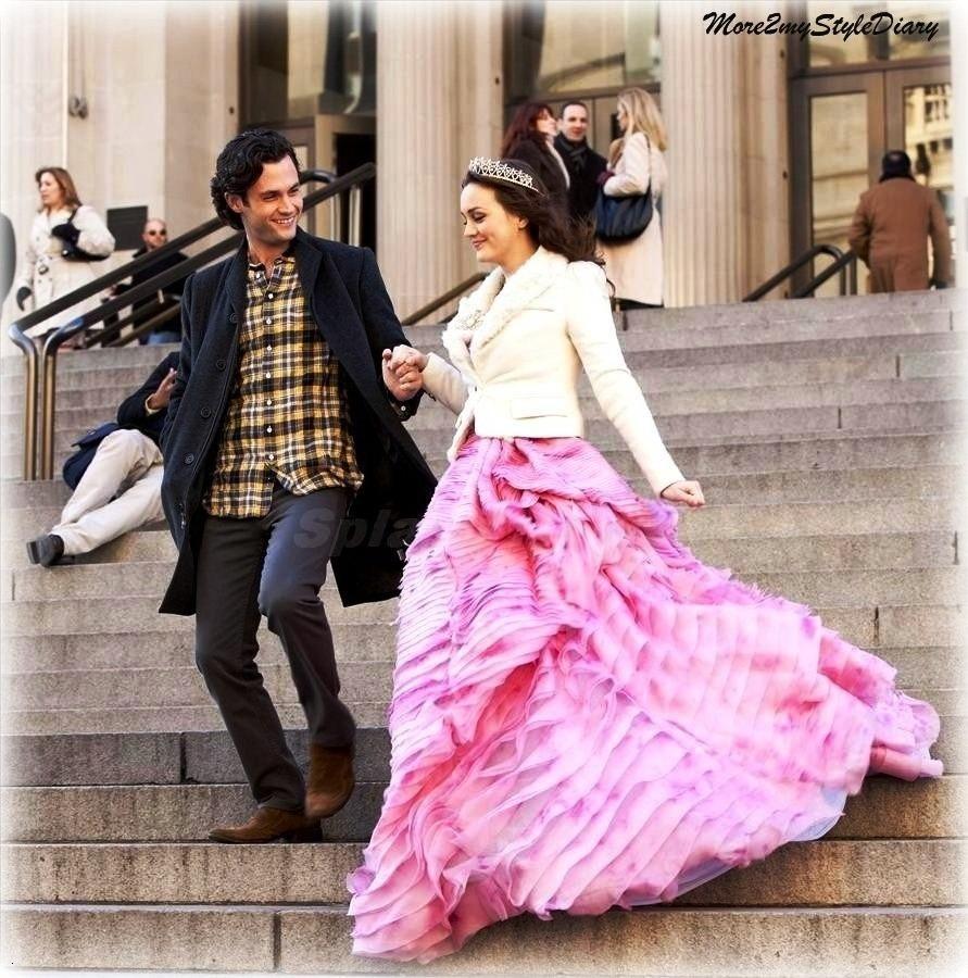 Gossip Girl\' Fashion: Who Looked Best Last Night?   Pinterest ...