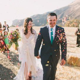 Jake and Necia Wedding Photography located in San Luis Obispo California