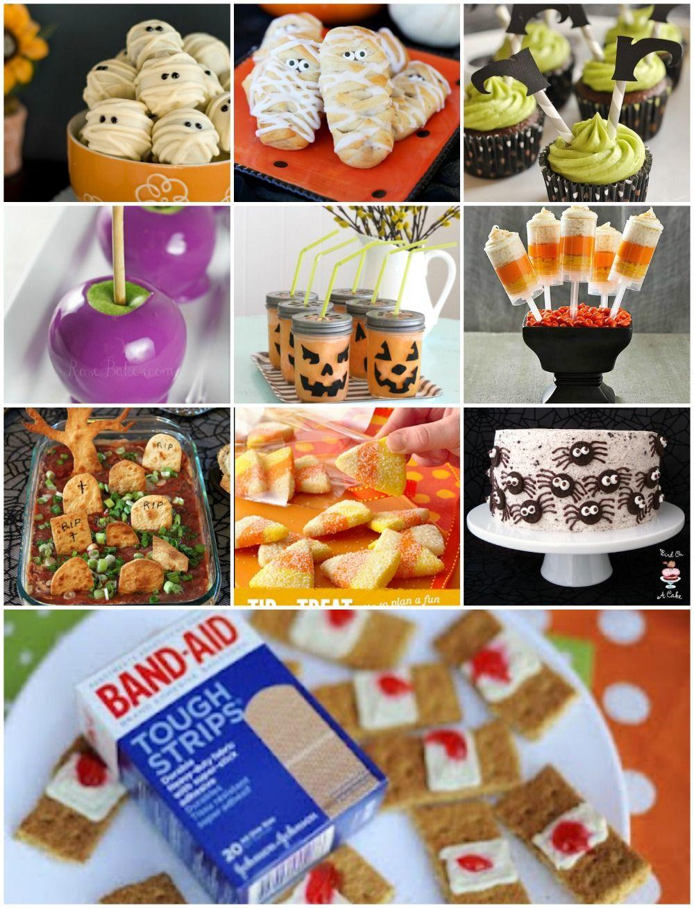 Halloween Party Food | Halloween foods, Halloween parties and Food