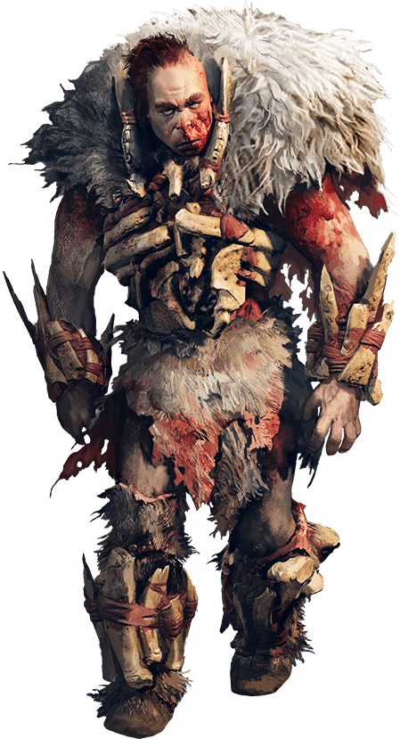 Far Cry Primal Oros Characters Ubisoft Us Ull For Udam