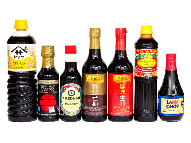 Do You Know Your Soy Sauces Soy Sauce Sauce Chinese Vegetables