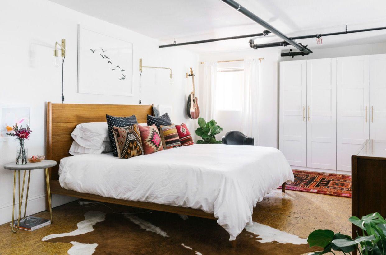 Loft space bedroom ideas  Pin by Beth H on Headboard  Pinterest