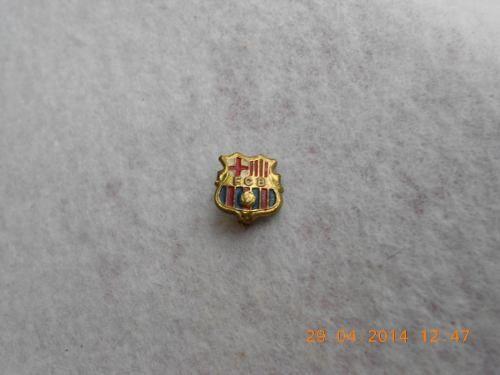 Antiguo Pin Prendedor De Futbol Club Barcelona De Coleccion - $ 75,00
