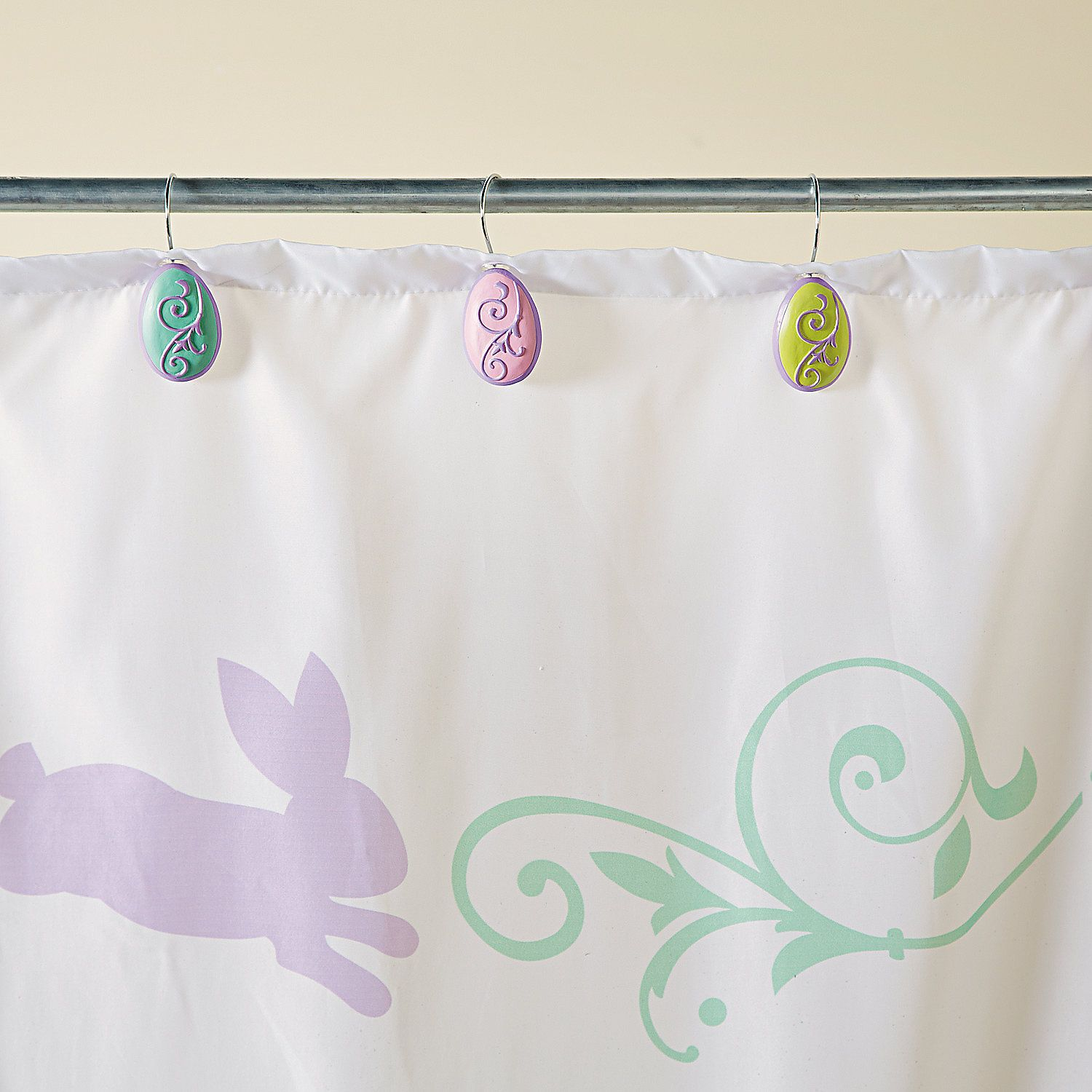 Egg Easter Shower Hooks | Seasonal | Pinterest | Decoration, Bath ...