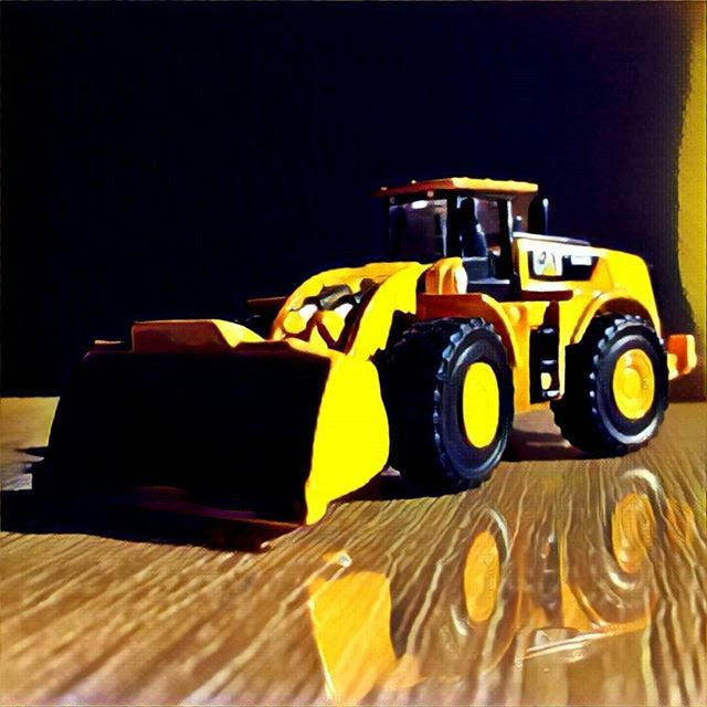 prisma prismaart 980 cat caterpiller diecastmodels catmodels construction