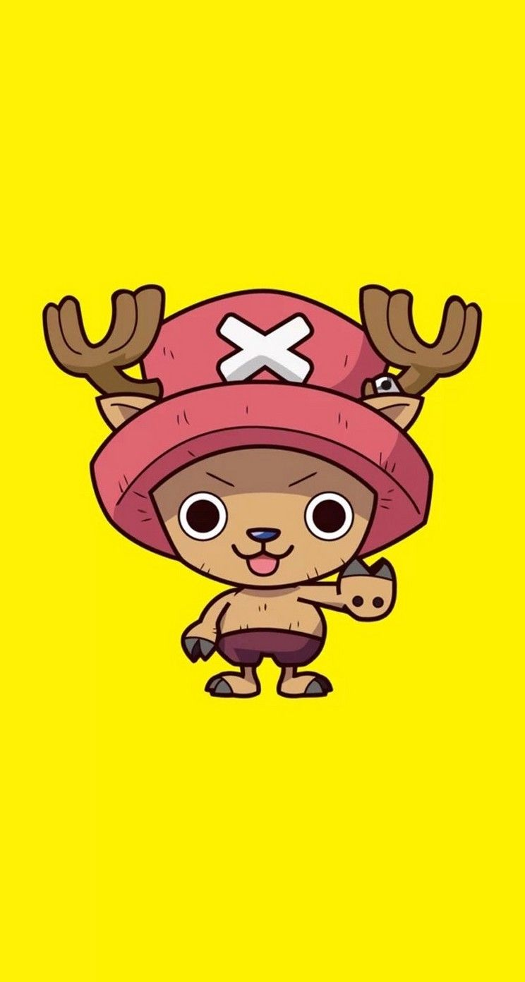 chopper one piece iphone wallpaper mobile9 iphone 8