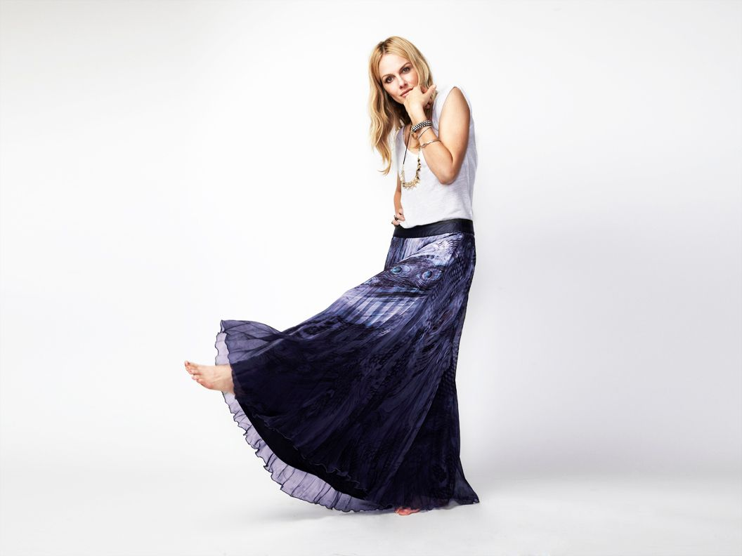 Super Feather Skirt by SUPERbrand