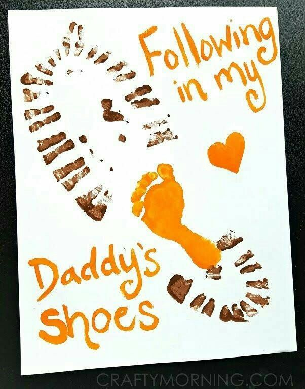 Following In My Daddy S Shoes Vatertag Geschenke