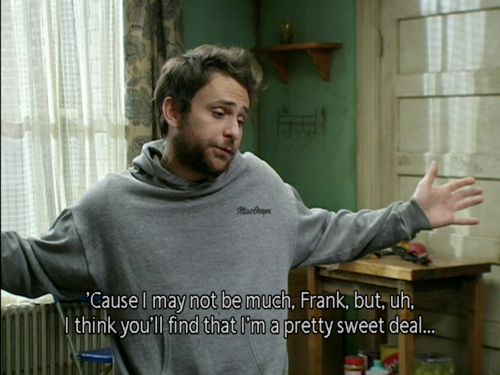 1651 Best Charlie Day Quotes images   Charlie day, Sunny ...