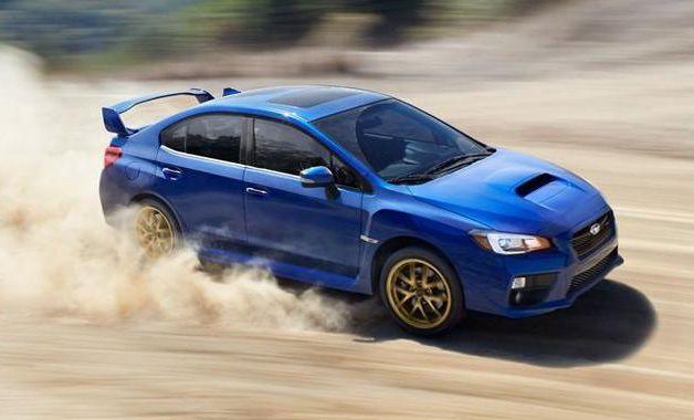 2015 Subaru Wrx Sti Photos Hit The Web Early