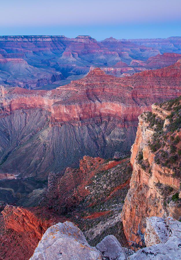 Grand Canyon - breathtaking. Ólýsanlegt að standa þarna.