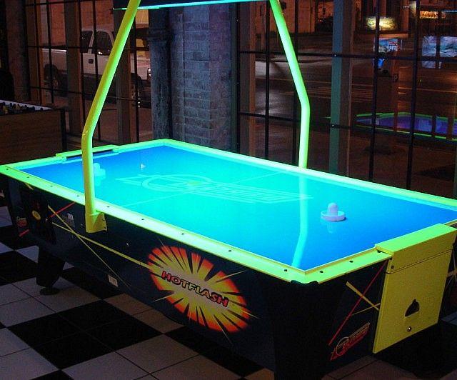 Full Size Air Hockey Table Air Hockey Table Air Hockey Arcade Room