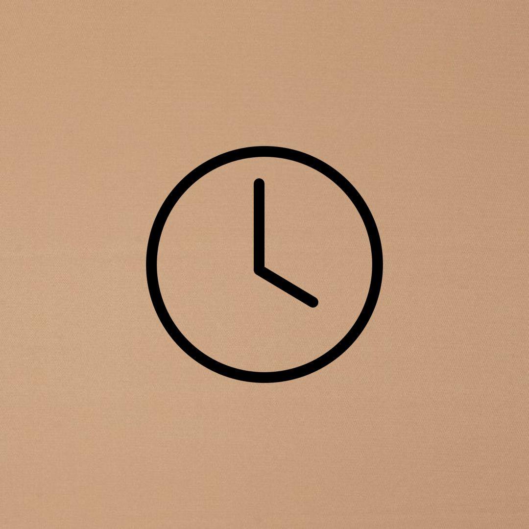 Clock Icon In 2020 Ios Icon Iphone App Design Ios App Icon