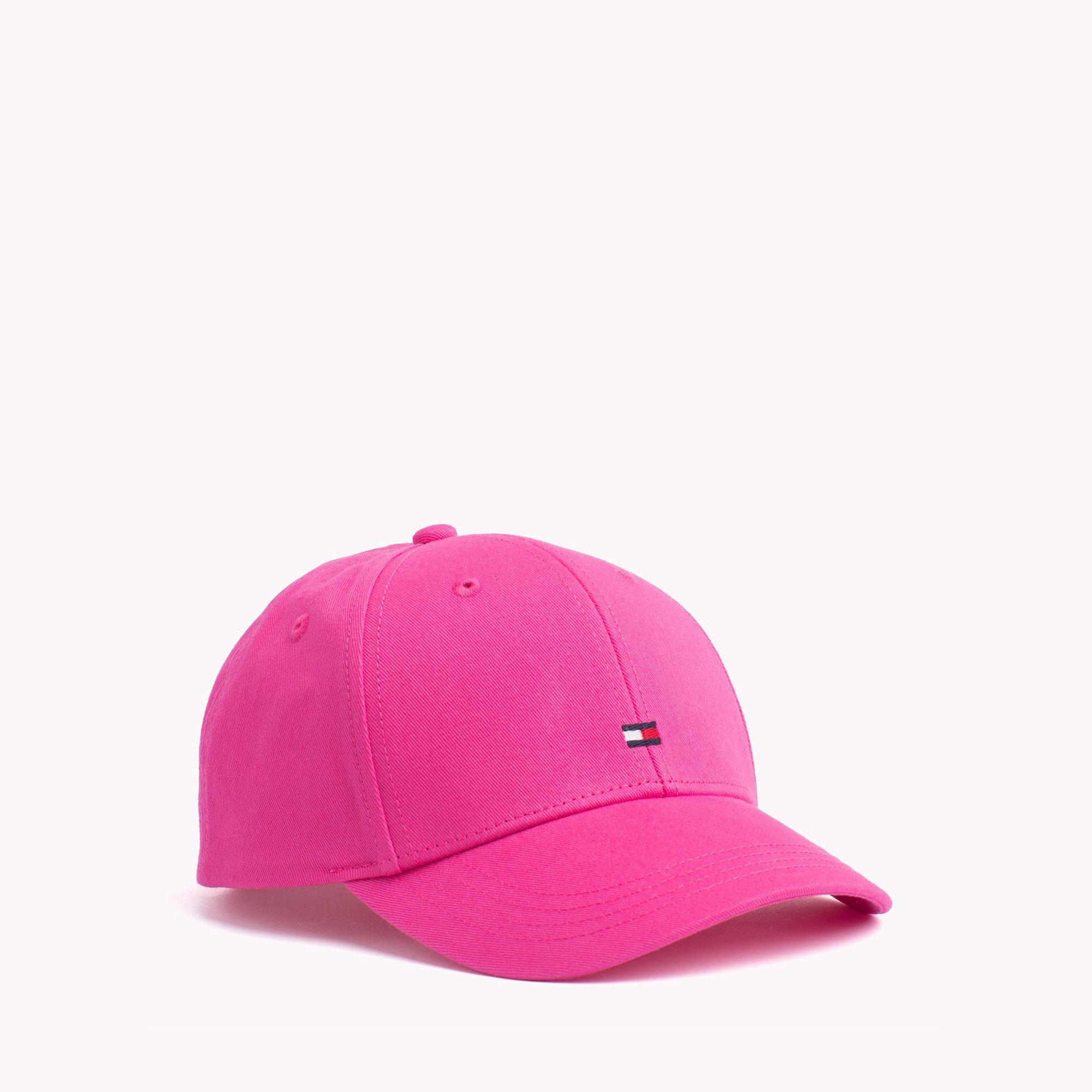 Tommy Hilfiger Th Kids Classic Baseball Cap - Pink Flambe M in 2019 ... 697b53ff0a0a