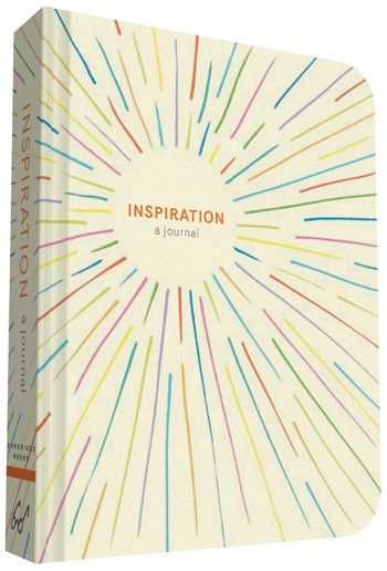 Why wait for inspiration to strike? Ignite it here. Filled with a year's worth of idea-generating prompts and motivating quotations, this journal sparks creativity and provides a place to capture invaluable insights in one convenient place.