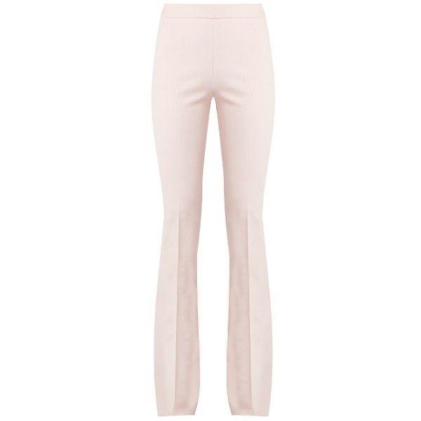 silk floral trousers - White Giambattista Valli s6Rsru