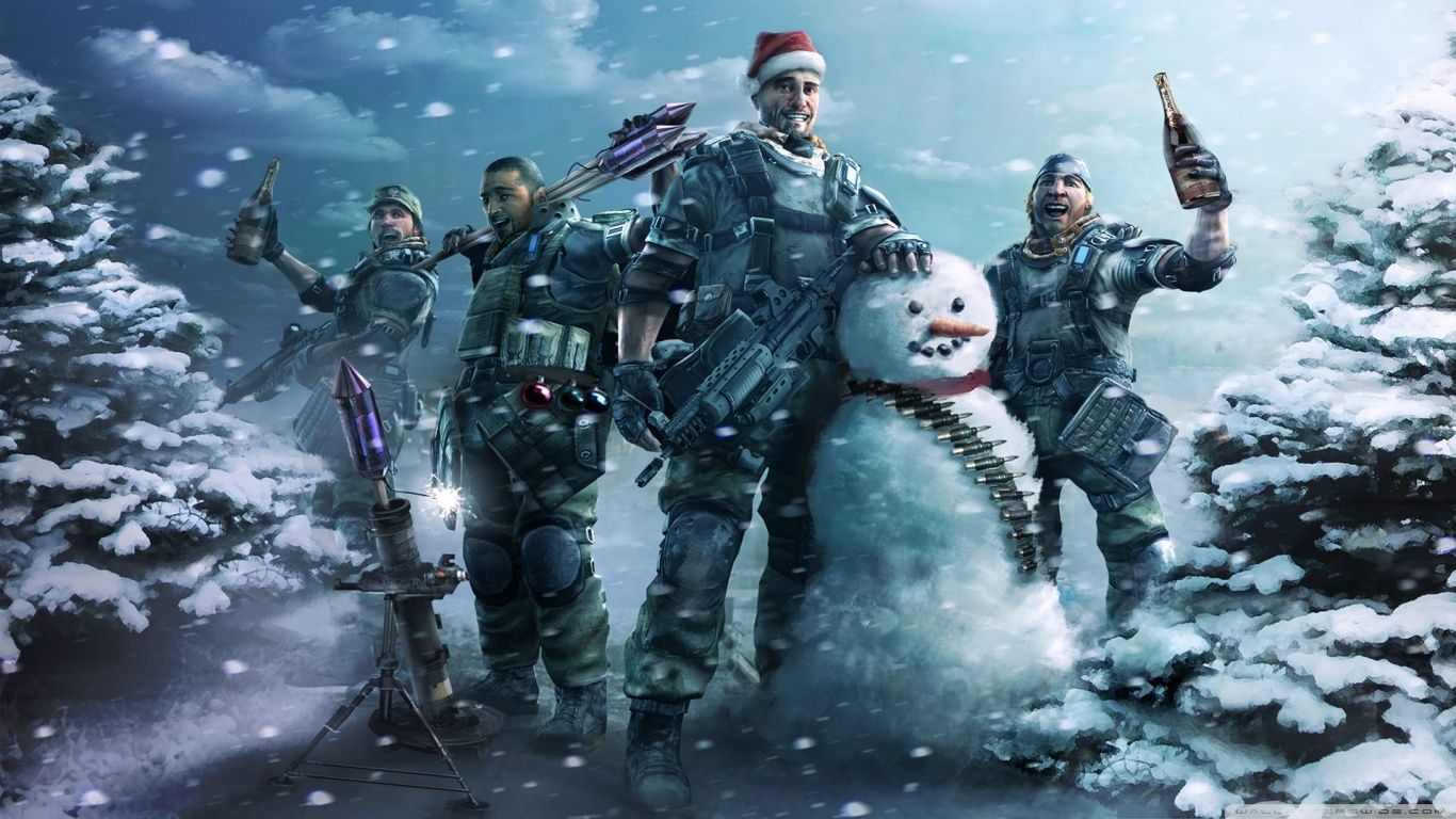 Merry Christmas games 19