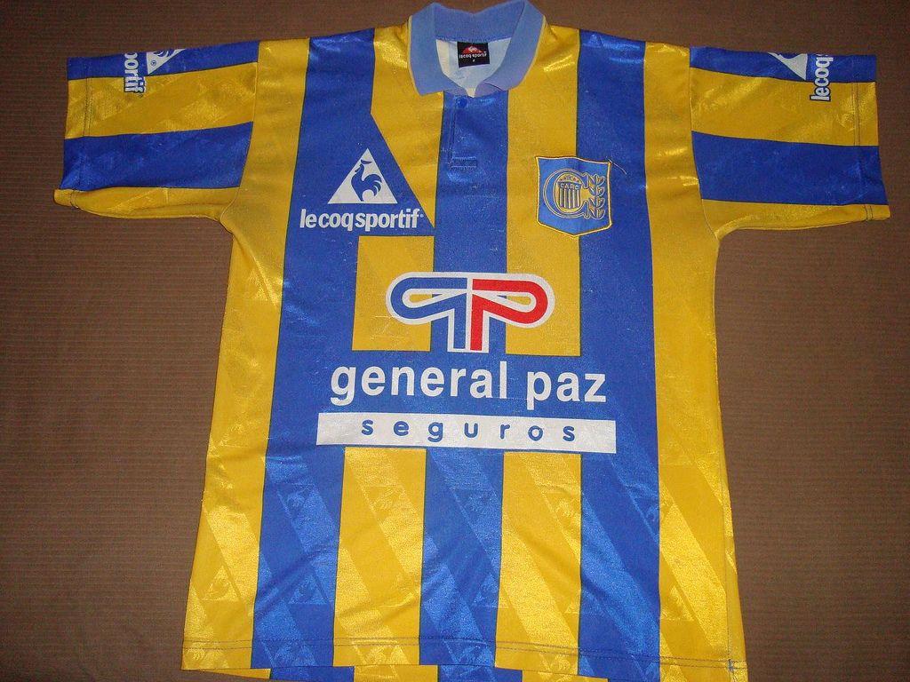 Coleccion Camisetas Rosario Central  eb7e1c4c8a961