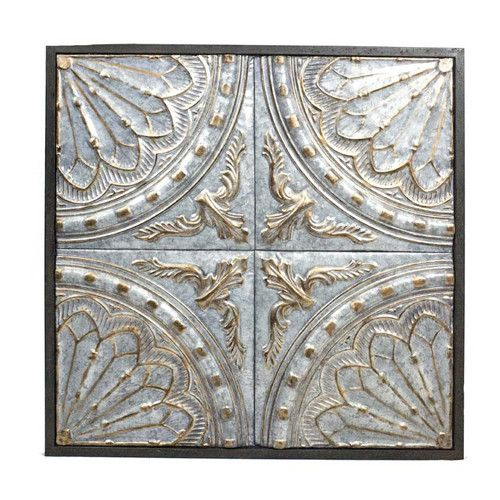 Found it at Wayfair - Metal Wall Décor