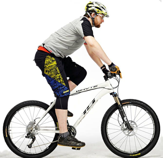 Technique Perfect Mountain Bike Fit Mountain Biking Gear