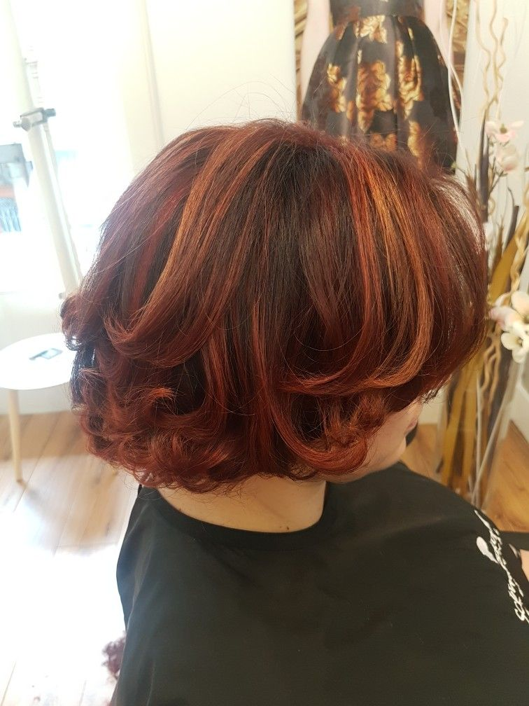 Pin By Bykatiebug On L Appart Coiffure Montreux Great Hair Hair Styles Hair Salon