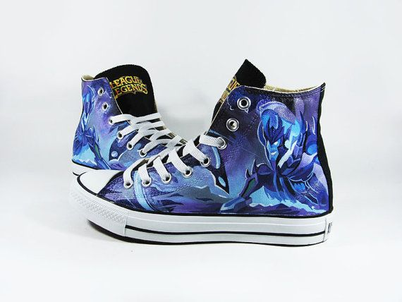5f3786a2c4d698 League of Legends Custom Converse Chucks by AnnatarCustomizer ...