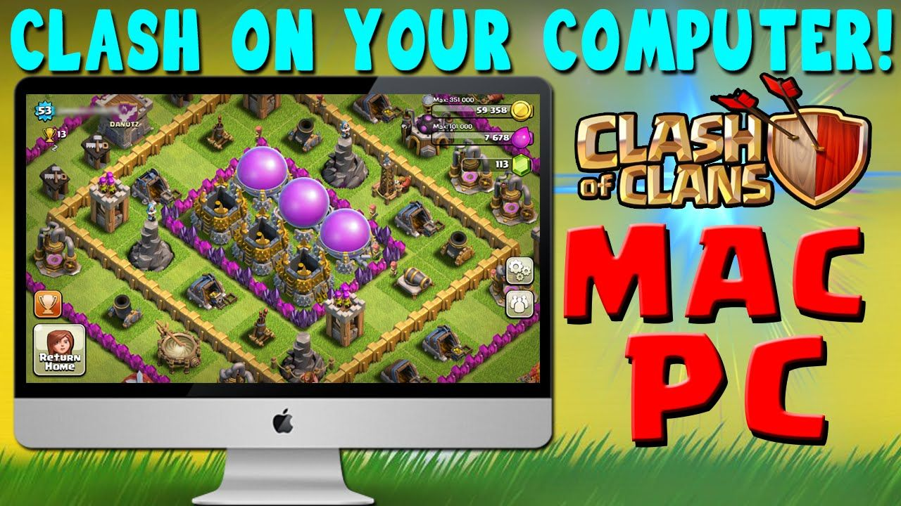 Clash of Clans for PC Windows Free Download (Windows 7/8/10) - Clash