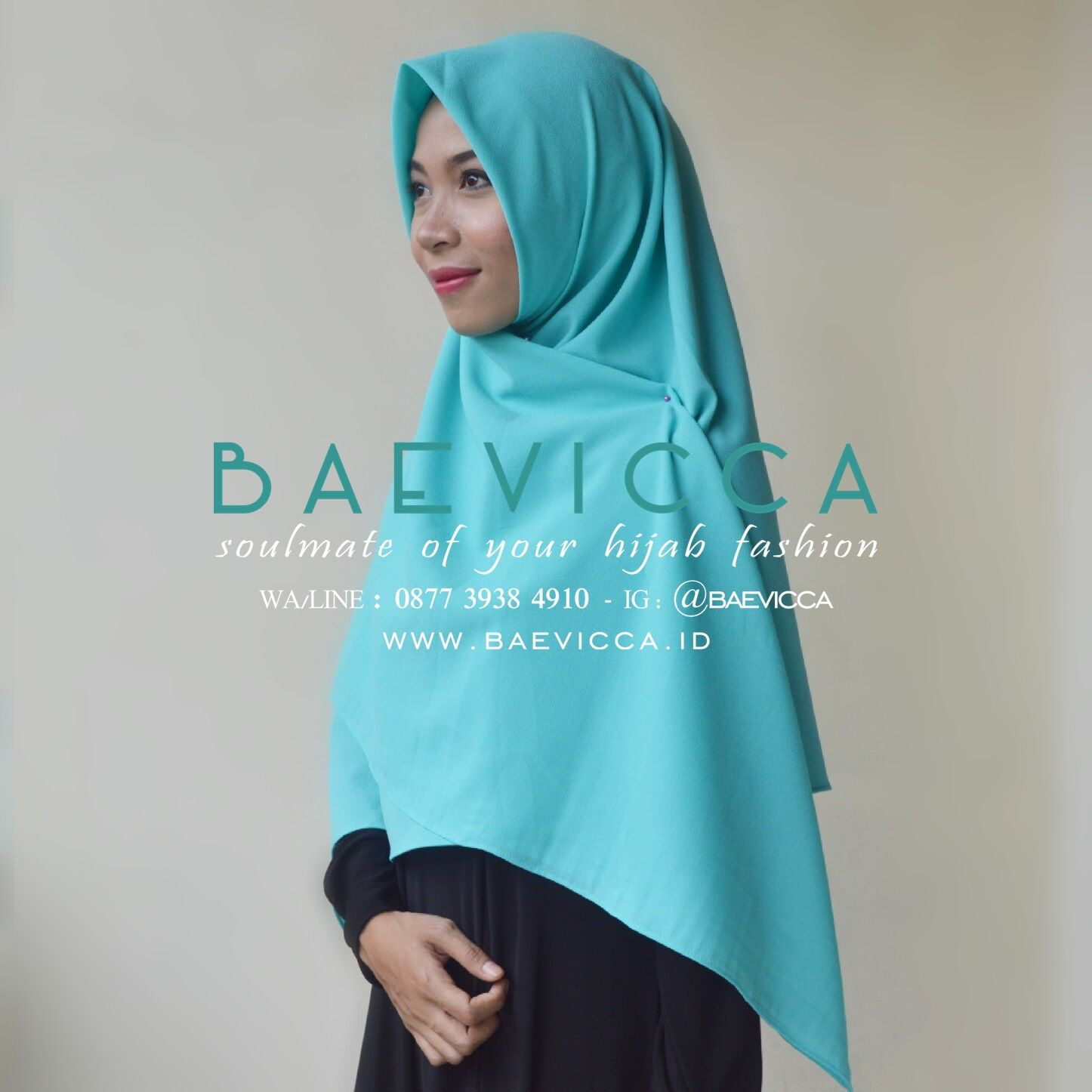 Pashmina Instan Syari Tutorial Jilbab Syari Hijab Syari Pashmina