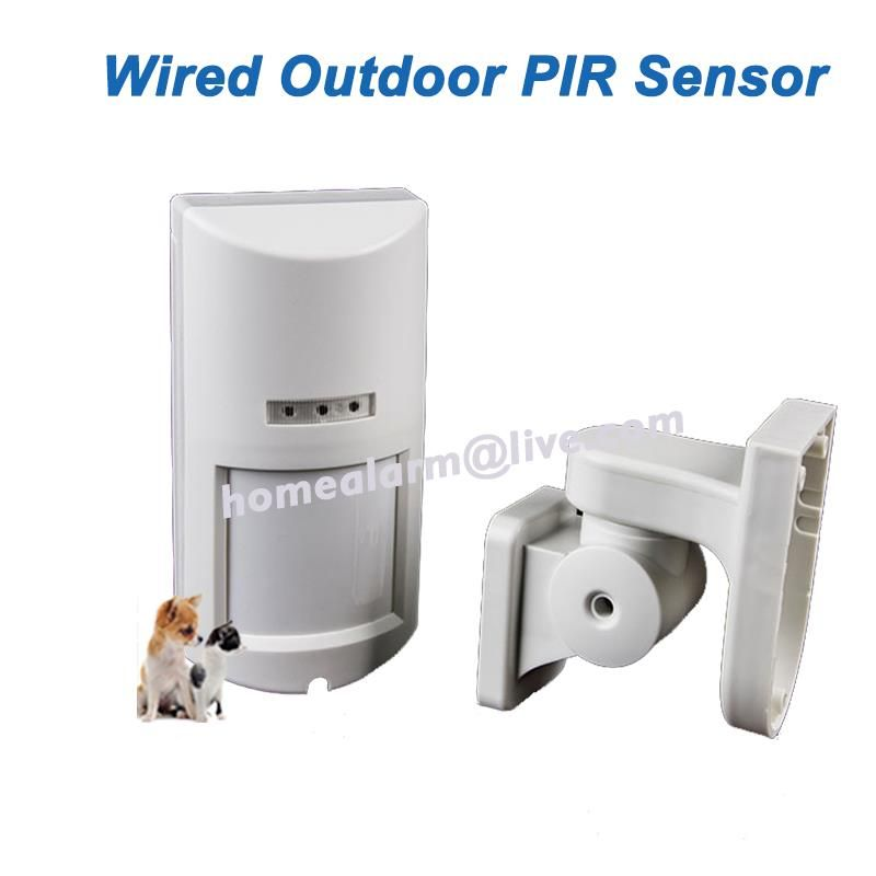(Buy here: http://appdeal.ru/2giz ) Wired IP65 Weatherproof Outdoor PIR+Microwave Alarm Motion Sensor, Pet Friendly, Free Shipping for just US $31.99