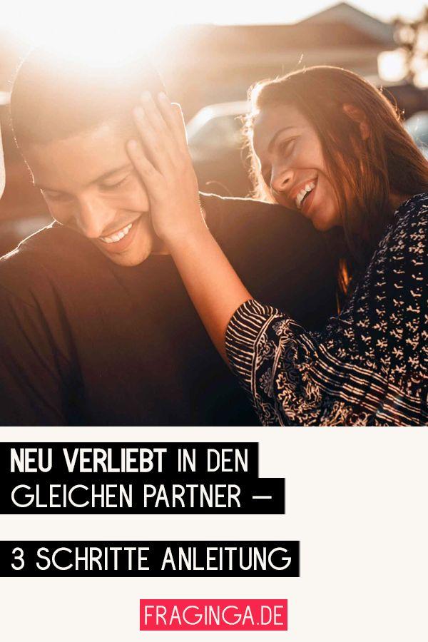 Neu Verlieben In Gleichen Partner