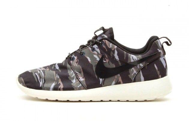 sports shoes ee052 1dcca Nike Roshe Run Tigerstripe Camo Sneaker Pack - Highsnobiety