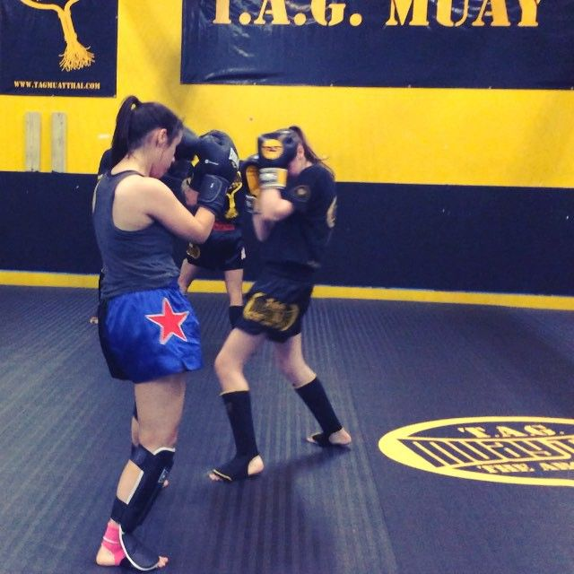 Phase II Training |  -- #tagmuaythai #muaythai #thaiboxing #drills #fitfam #muaythaigirls #mma #trainhard #rondarousey #fight #mmagirls #video #girlswhofight #funday #sunday #VA #DC #muaythailife #instadaily #sweat #cardio #sparring #muaythaigirl #gym #girlboss