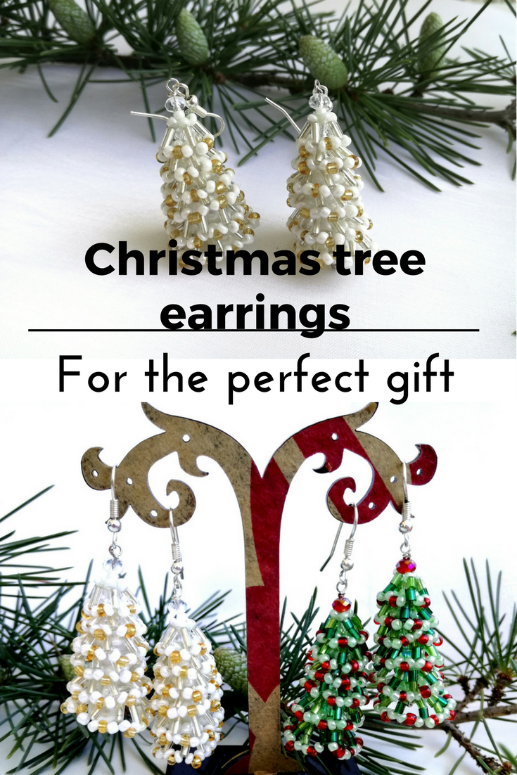 Wonderful earrings for the perfect Christmas mood! These funny and ...