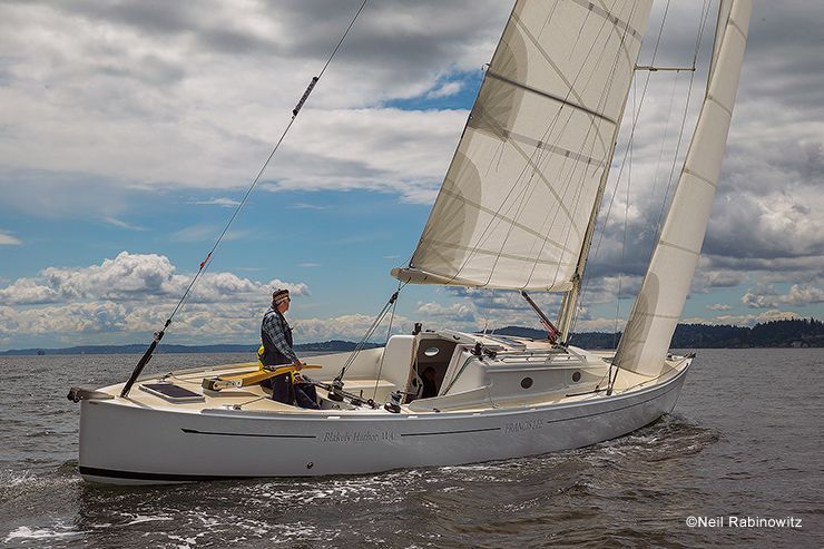 Pin by Allen Bakalyar on Other Interesting Boats | Boat, Sailing