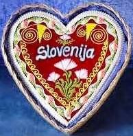 Lectovo srce (medenjak) / Gingerbrad (Honney cake)  Licitar  Traditional Hand made cake  Licitars are colorfully decorated biscuits made of sweet honey dough that are part of Slovenian cultural heritage (Town Radovljica and village Dražgoše/Drazhgoshe)